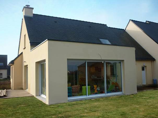 Devis tarif estimation et prix de construction de votre extension ou agrandissement de maison - Maison en moellon ...